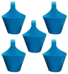 Grill Pot Plant Container Set Of 5