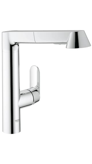 Buy GROHE K7 kitchen faucet high spout pull-down comfort spray head ...