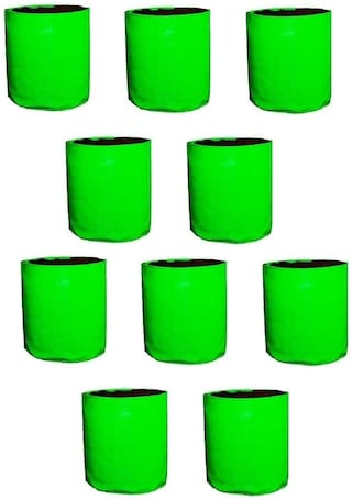 Grow Bag for terrace/kitchen/home Gardening ( 12 X 12') | Pack of 10 Bags