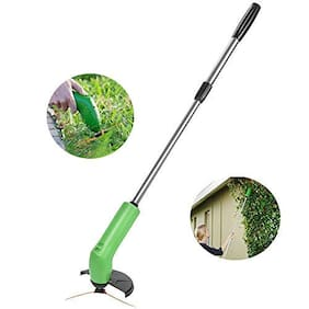 GTC Zip Trim Cordless Trimmer & Edger Works with Standard Zip Ties Garden Weed Cutter Cordless Mower Trimmer (712-102)