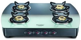 Prestige Premia 4 Burner Regular Assorted Gas Stove