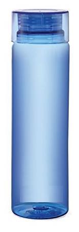 H2O 1000 ml Black UNBREAKABLE Bottle For Refrigerator / Home / Office Desk By Celebration