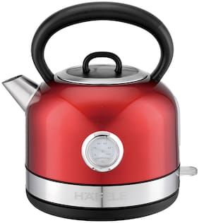 Hafele DOME 1.7 L Red Electric Kettle ( 2150 W )