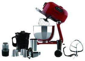Hafele Klara Highline 1000W Kitchen Machine Multi-functional Blender (Murphy Red)