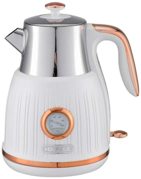 Hafele QUEEN 1.6 L White Electric Kettle ( 2150 W )