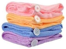 Hair wrap Towel {pack of 2}