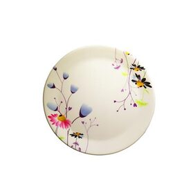 Half Plate made of Melamine (Set of 6, Any Design) 8 inch