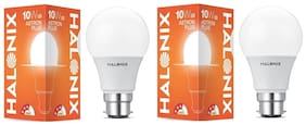 Halonix 10W-6500K Astron Plus Led Bulb Pack Of 2