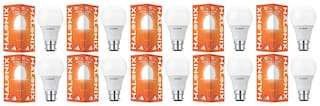 Halonix 10W-6500K Astron Plus Led Bulb Pack Of 10