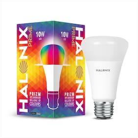 Halonix Bluetooth Prime Prizm 10 W E27 Million Colour Led Bulb Pack 1