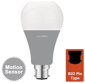 Halonix Radar Motion Sensor B22 Led Bulb 10 W