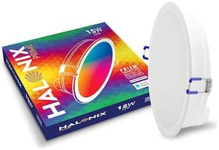 Halonix Wi fi Prime Prizm 15 W Million Colour Downlighter