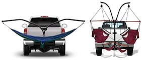 Hammaka 10314-kp Hammock Hitch Stand (chairs & Not Included) Black