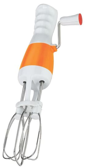 Hand Mixer Orange