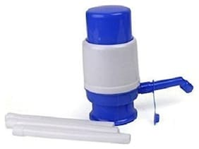 Hand Press Manual Pump Water Dispenser Bottled Drinking Water Pump (Multi Color) 1Pc