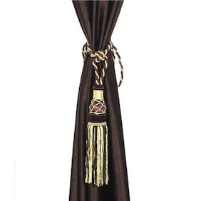 Handloomvilla curtain tie back (set of 2)