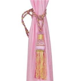 Handloomvilla curtain tie back (set of 6)