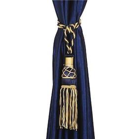 Handloomvilla curtain tie back (set of 4)