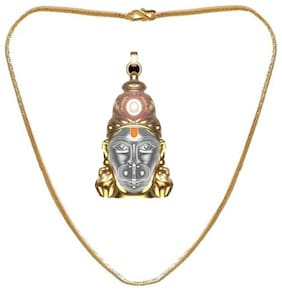 Hanuman Chalisa Yantra With High Quality Gols Plated Chain