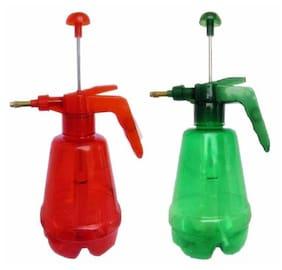 hardik 1. 5 Litre Handheld Garden Spray Bottle Chemicals, Pesticides, Neem Oil and Weeds Lightweight Pump Pressure Water Sprayer (color as per stock)