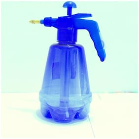hardik 1. 5 Litre Handheld Garden Spray Bottle Chemicals, Pesticides, Neem Oil and Weeds Lightweight Pump Pressure Water Sprayer (color as per stock)