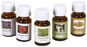 HARDIK @HOME CREATION Glass Multi Aroma oil