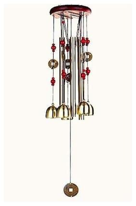 HARDIK @HOME CREATION Metal Wind chimes ( Set of 1 )