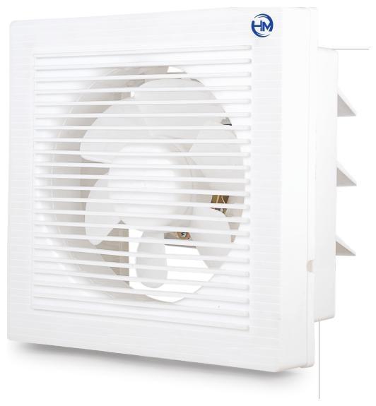 Harman Industries Ultima 8 Flatron Ventilation/Exhaust Fan High Speed  8 Inch/200 Mm, White  by Harman Industries