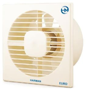 HM HAXF6-WHITE 150 mm Exhaust Fan - White
