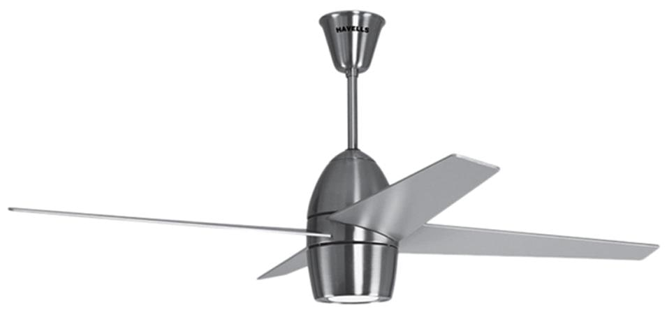 Havells Veneto 1320 MM Underlight Ceiling Fan (Brushed Nickel)