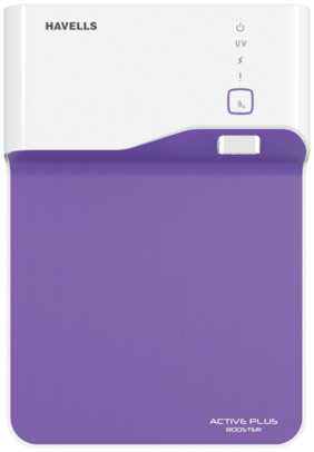Havells Active Plus UV+UF Electrical Water Purifier (Purple)