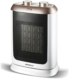 Havells Calido-gold Fan/blower Room Heater ( White )