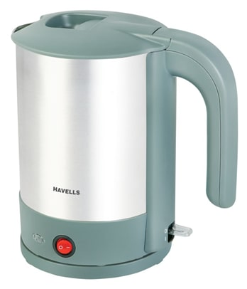 Havells Estelo 1.5 Litre 2000 Watt Tea Maker (Grey)