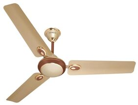 Havells Fusion 600 MM Ceiling Fan (Beige Brown)