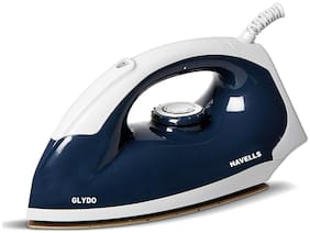 Havells Glydo Dry Iron (Charcoal Blue)