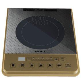 Havells Insta Cook PT 1600 Watt Induction Cooktop (Golden)