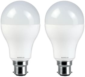 Havells Led Adore 15W B22 Warm White Led Bulb (Pack Of 2)