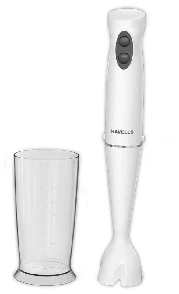 Havells Power Blend 600 Watt Hand Blender (White)