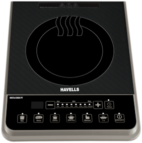 Havells PT 1600W 1600 w Induction Cooktop ( Black )
