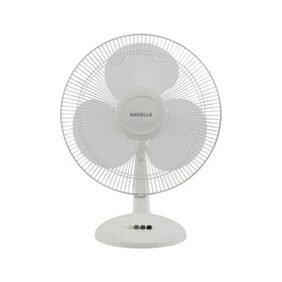 Havells 400 MM SWING LX TABLE FAN WHITE