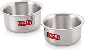 Hazel Aluminium Induction Base Tope;