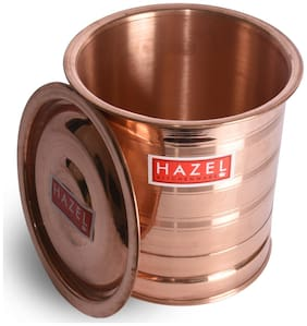 Hazel 4.6 ltr Copper Water Container