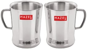 Hazel Stainless Steel Green Tea And Coffee Big Spice Cup 200 ML