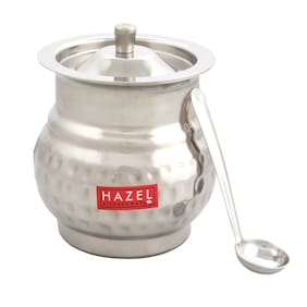 Hazel 500 ml Stainless steel Oil & Vinegar Dispensers - Set of 3