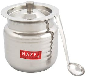 Hazel 400 ml Stainless steel Oil & Vinegar Dispensers - Set of 3