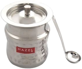 Hazel 300 ml Stainless steel Oil & Vinegar Dispensers - Set of 3