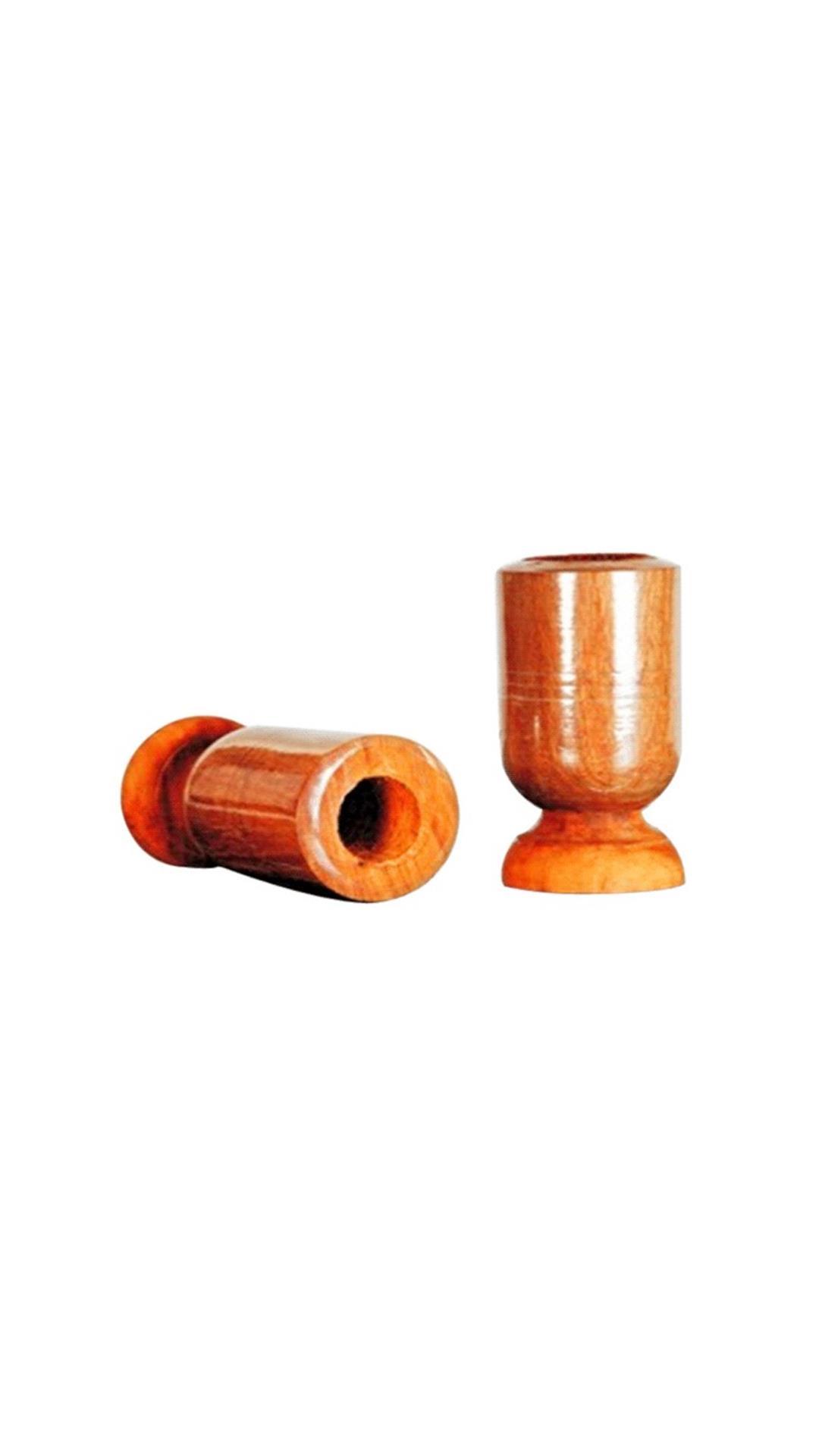 Herbal Wood Tumbler
