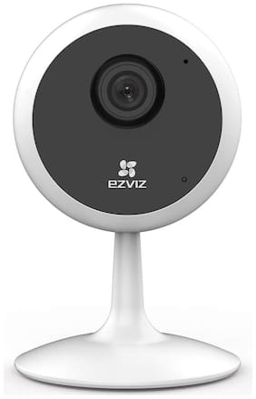 Hikvision By EZVIZ| C1C Wireless Camera for Home|1080p Resolution|Wide Angle View|Night Viewing Upto 12m|Two Way Talk|Supports MicroSD Card Upto 256GB|