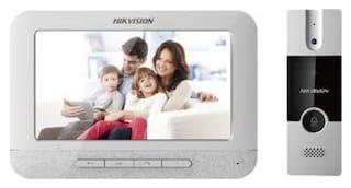 Hikvision KIS204 Video Door Phone (Grey/White)