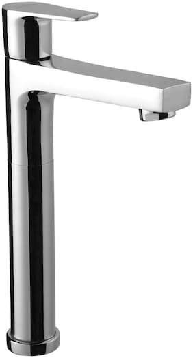 Hindware Deck Mount Steel Basin and Sink Taps ( Handle Controlled )